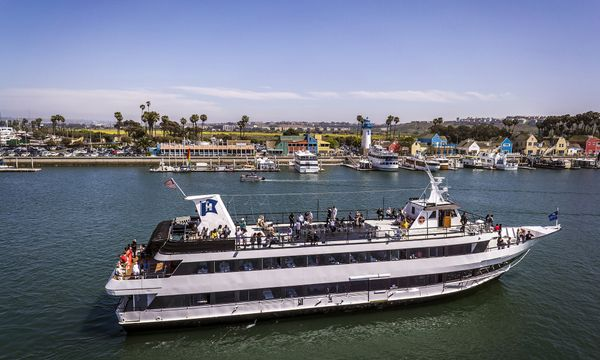hornblower marina del rey coupons