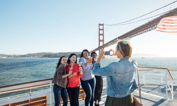 San Francisco Lunch Cruises - Hornblower Cruises & Events