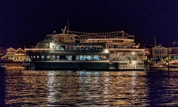 Newport Beach Christmas Cruises