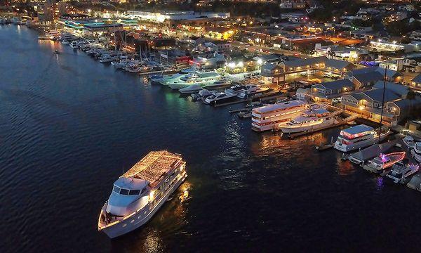 Harbor Freight Christmas Eve Hours.Newport Beach Christmas Cruises Hornblower