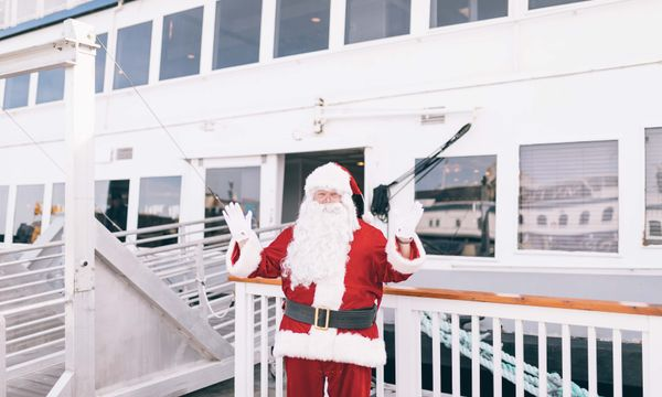 San Diego Christmas Day Brunch on a Boat   Hornblower