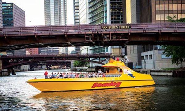 Chicago Architecture Boat Tours Architecture River Lake