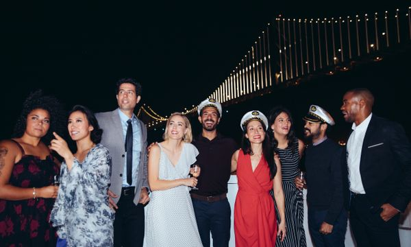 618fc620b803 Belle of the Ball New Year's Eve Dinner Cruise in San Francisco ...