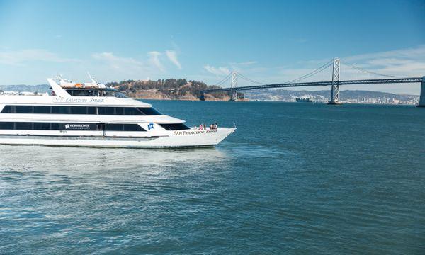 San Francisco Social Sunday - Hornblower Cruises & Events