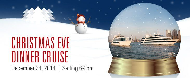 A Christmas To Remember 2019.A Christmas Eve Dinner Cruise To Remember Hornblower