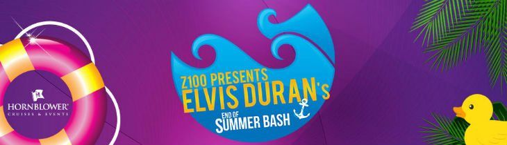 Elvis Duran S End Of Summer Bash Hornblower Cruises Events