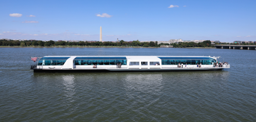 washington dc cruises