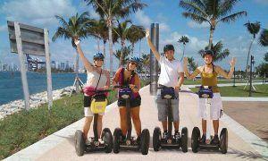 Hornblower Experiences - Miami Segway Tour