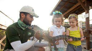 Hornblower Experiences - Reptile Visit